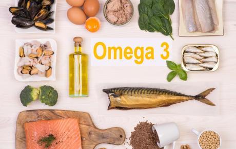 Omega 3 Propiedades y beneficios